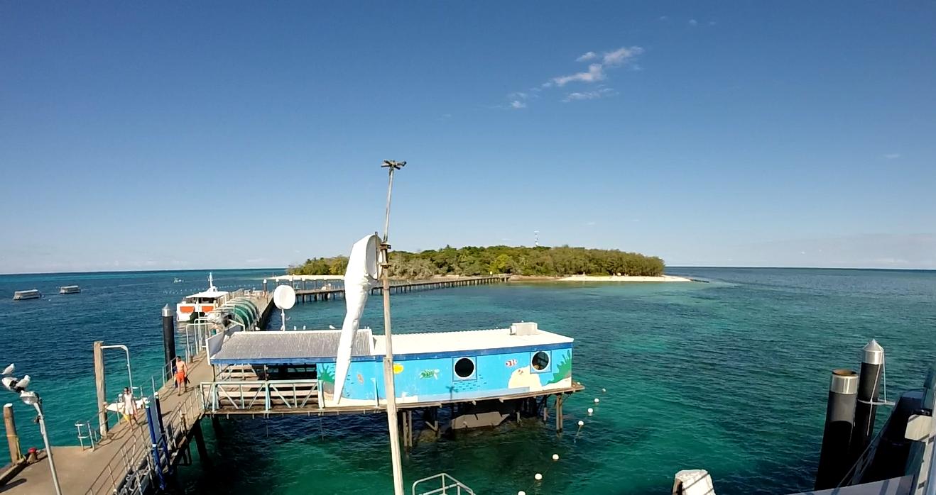 Green Island: Alex & Amy's Travels